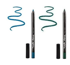 2 X Maybelline Master Drama Khol Liner 16hrs # Couture Green