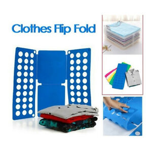 "US 19""x16"" Clothes Folder Fast Laundry Organizer Children Folding Board"