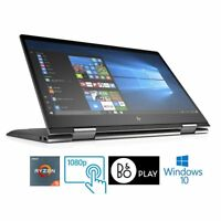 HP ENVY x360 Convertible (TOUCHSCREEN) AMD Ryzen 5 2500U, 8 GB, 1TB 7200 15.6-in