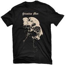 PRIMITIVE MAN Caustic T-Shirt NEW! Relapse Records TS4517