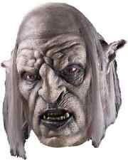 Orc Overseer Mask Lord of the Rings Fancy Dress Up Halloween Costume Accessory