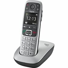 Gigaset E560, analoges Telefon, grau