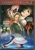 Classici Italiani 1 - Cofanetto Con 3 Grandi Film In Dvd - Nuovo Sigillato