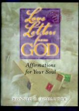 Love Letters from God : Affirmations for Your Soul by Bonnie G. Schluter (2000,…