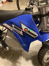 Razor Mx350 24V. Electric Dirt Rocket Motorcross Bike. Used Does Not Work.