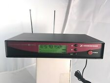 Sennheiser ew100 G2 A 518-554 MHz receiver for wireless microphones with power