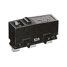 2 x Panasonic SPDT Pin Plunger Microswitch AV3602613, 100mA @ 30 V dc