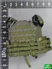 1:6 Scale DAM 78044A FBI SWAT TEAM AGENT - JPC (JUMPABLE PLATE CARRIER)