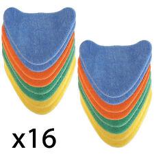 16 Floor Covers Pads for VAX S5 S6 S6S S7 S7-A S7-A+ S7-AV Steam Cleaner Mop