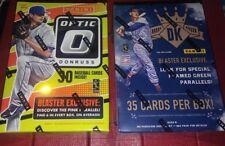 2017 Panini Diamond Kings 2016 Optic Baseball Blaster Box Lot ? Nola Guerroro RC