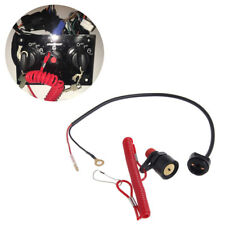Outboard Cut off Boat Motor Kill Stop Switch Safety Lanyard For Yamaha Quality