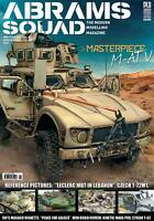 Abrams Squad Magazine - Issue 8 (Pla Editions) English Version