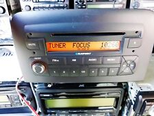 FIAT 194 CD SB 05 CROMA Radio CD Player Receiver by BLAUPUNKT