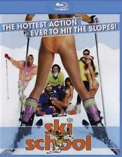SKI SCHOOL NEW BLU-RAY