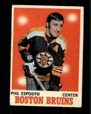 1970-71 O-Pee-Chee #11 Phil Esposito EX (ref 98641)