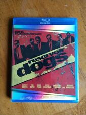 Reservoir Dogs Blu Ray 15th Anniversary Edition