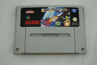 Jeu EARTH DEFENSE FORCE pour Super Nintendo SNES version PAL