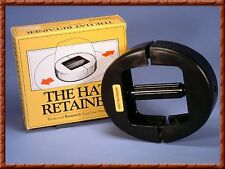 Long Oval ~HAT RETAINER~ Stretcher Plastic Form Cowboy Western Adjustable