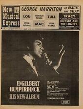 Engelbert Humperdinck UK LP Advert 1969 #1