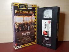 St. Elmo's Fire-Emilio Estevez-Bob Lowe-PAL VHS Video Tape (h98)