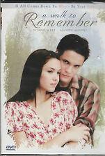 A Walk to Remember (2002) Movie <Brand New DVD>  Mandy Moore, Shane West