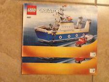 Lego Creator Transport Ferry (4997)
