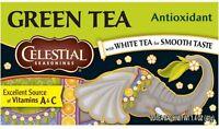 Celestial Seasonings Antioxidant Green Tea Bags 20 ea (Pack of 3)