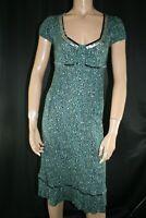 LIU-JO VESTITO DONNA TG. 40 WOMAN CASUAL VINTAGE DRESS E164