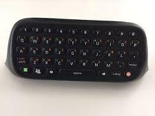 Microsoft Xbox 360 Controller Chatpad Attachment     X852479-001   Black