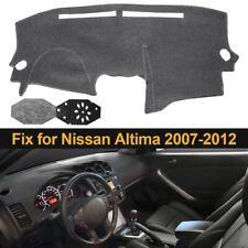 DashMat Dash Mat Dashboard Cover Fits For  Nissan Altima 2007-2012 Interior Pad