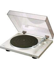 DENON DP-300F SP Full Auto Player System Premium Silver Turntable Record player