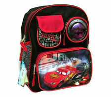 "Backpack 11"" Cargo Multi-Compartment CARS McQueen & Friends NEW"