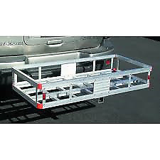"""American Motorhome RV 2"""" Hitch Mounted Cargo Carrier  92655"""