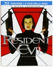 The Resident Evil Collection (5 Blu-Ray Disc)