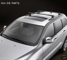 11-15 Jeep Grand Cherokee ROOF RACK CROSS BARS OEM Mopar 82212072AC