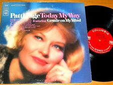 """STEREO PATTI PAGE LP - COLUMBIA CS 9561 - """"TODAY MY WAY"""""""