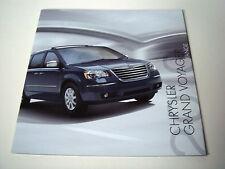 Chrysler . Grand Voyager . Chrysler Grand Voyager . 2010 Sales Brochure