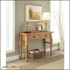 Southwest Furniture Console Table Distressed Rustic Living Room Country Cabin
