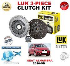 für Seat Alhambra 710 711 2.0 TDI 4Drive ab 2010 Kupplungssatz LuK 3-tlg. 240mm