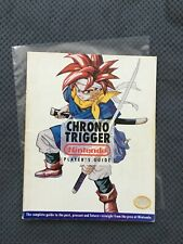 Chrono Trigger Spieleberater Guide Nintendo SNES USA