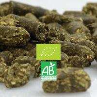 Alfalfa Luzerne pellets 5 kg TERRALBA engrais vert thé compost oxygéné paillage