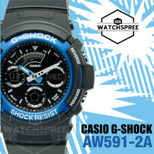 Casio G-Shock Ana Digital Sport Watch AW591-2A AU FAST & FREE