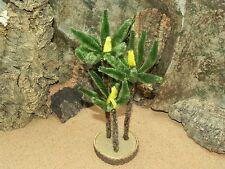 """PalmTree Nativity Scene Presepio Pesebre Real Bark Tree Base Arbol Palm 10"""" H"""