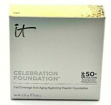 It Cosmetics Celebration Full Coverage Anti Aging Foundation Light 0.30 oz