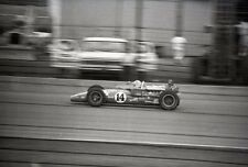 1970 Jim McElreath #14 Coyote/Ford - Usac Indy 500 - Vtg 35mm Race Negative