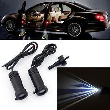 2x LED Car laser projector Shadow Luz de puerta de coche step Para Ford