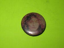 "Vintage 1980'S Robert Plant Led Zeppelin 1 1/4"" Button Pinback Pin Badge Rock"