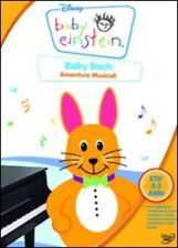 BABY EINSTEIN BABY BACH MUSICAL ADVENTURE  DVD