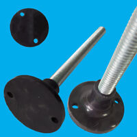 12x M10 Levelling Foot 110mm x 42mm Thread Surface Mountable Adjustable Feet