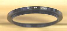 Filter Step down Ring 52mm-49mm Dotline NOS